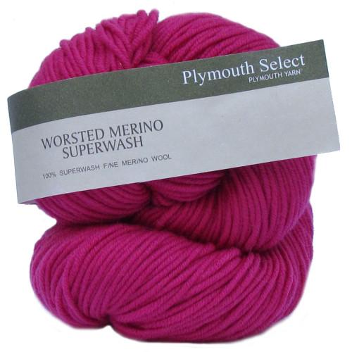 Worsted Merino Superwash by Plymouth Yarn