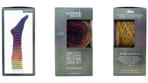 Uneek Sock Kit by Urth Yarns