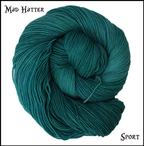 Mad Hatter by Wonderland Yarns