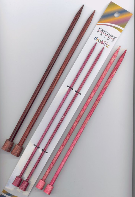 "10"" Dreamz Straight Knitting Needles by Knitter's Pride"