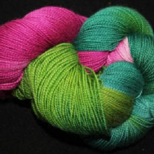 Frolicking Feet Worsted by Done Roving
