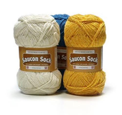 Saucon Sock by Kraemer Yarns