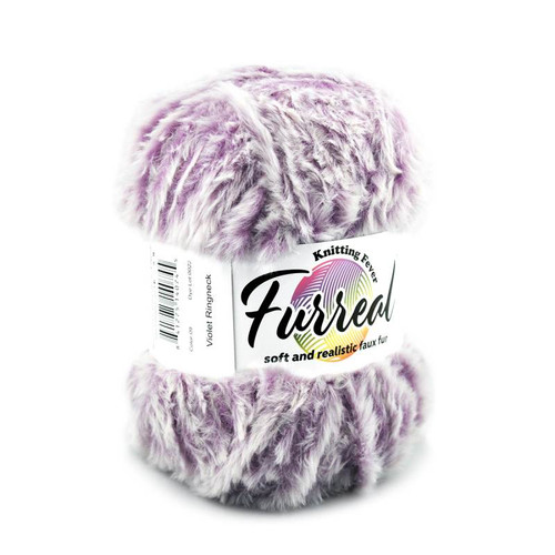 Furreal by Knitting Fever