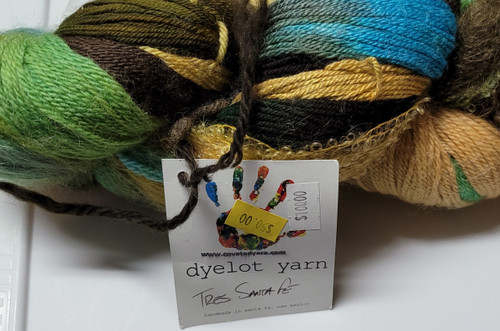 Stimulus Package by Dyelot Yarns