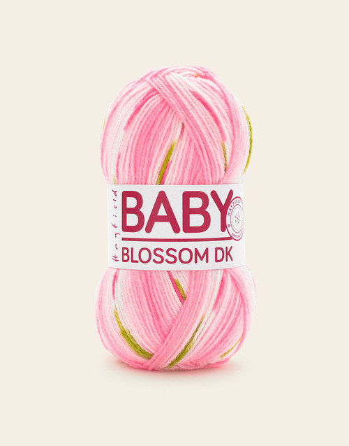 Baby Blossom DK by Hayfield Yarns
