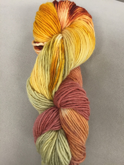 Worsted by Flat Rocks Yarns
