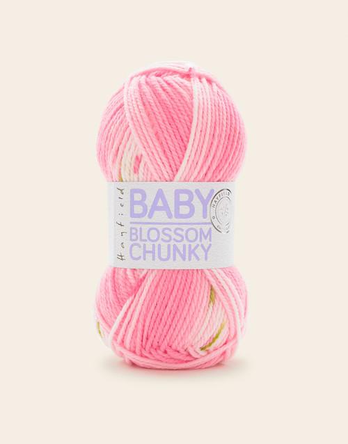 Baby Blossom Chunky by Hayfield Yarns