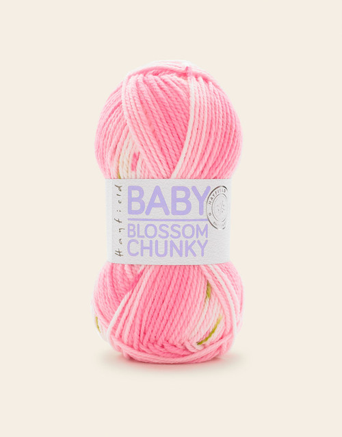 Baby Blossom Chunky by Hayfield Yarns