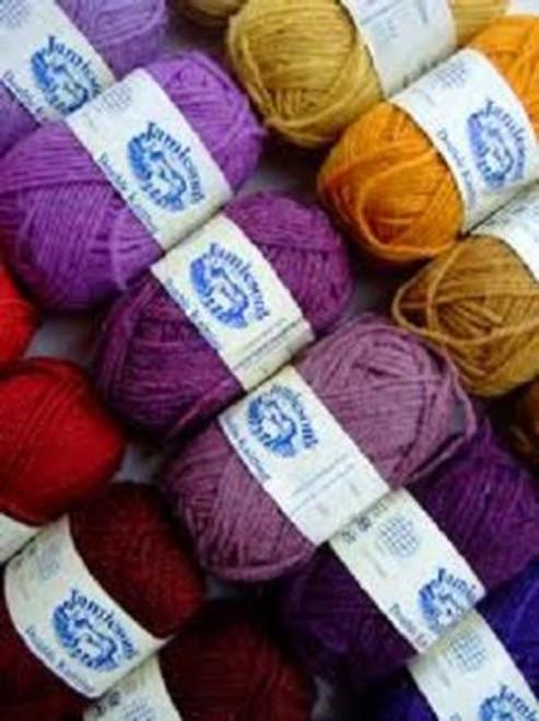 Double Knitting by Shetland Jamieson's