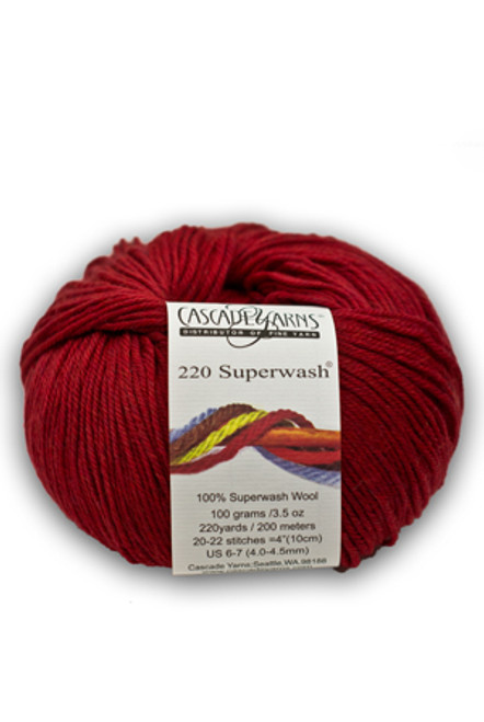 220 Superwash by Cascade Yarns