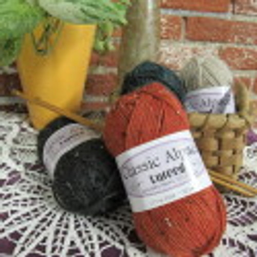 Classic Alpaca Tweed by Alpaca Yarn Co