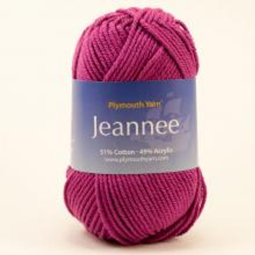 Jeannee Worsted by Plymouth