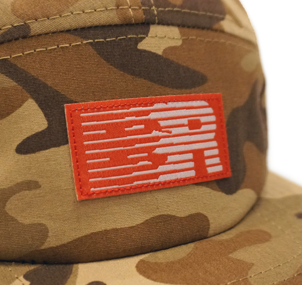 ESR 5-Panel Hat | Desert Camo