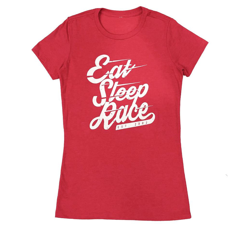 Ladies Dash Shirt | Heather Red
