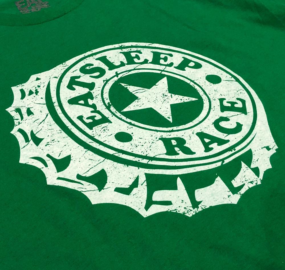 Bottlecap T-Shirt | Green