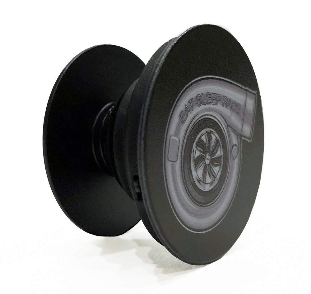 Turbo Pop Grip   Black