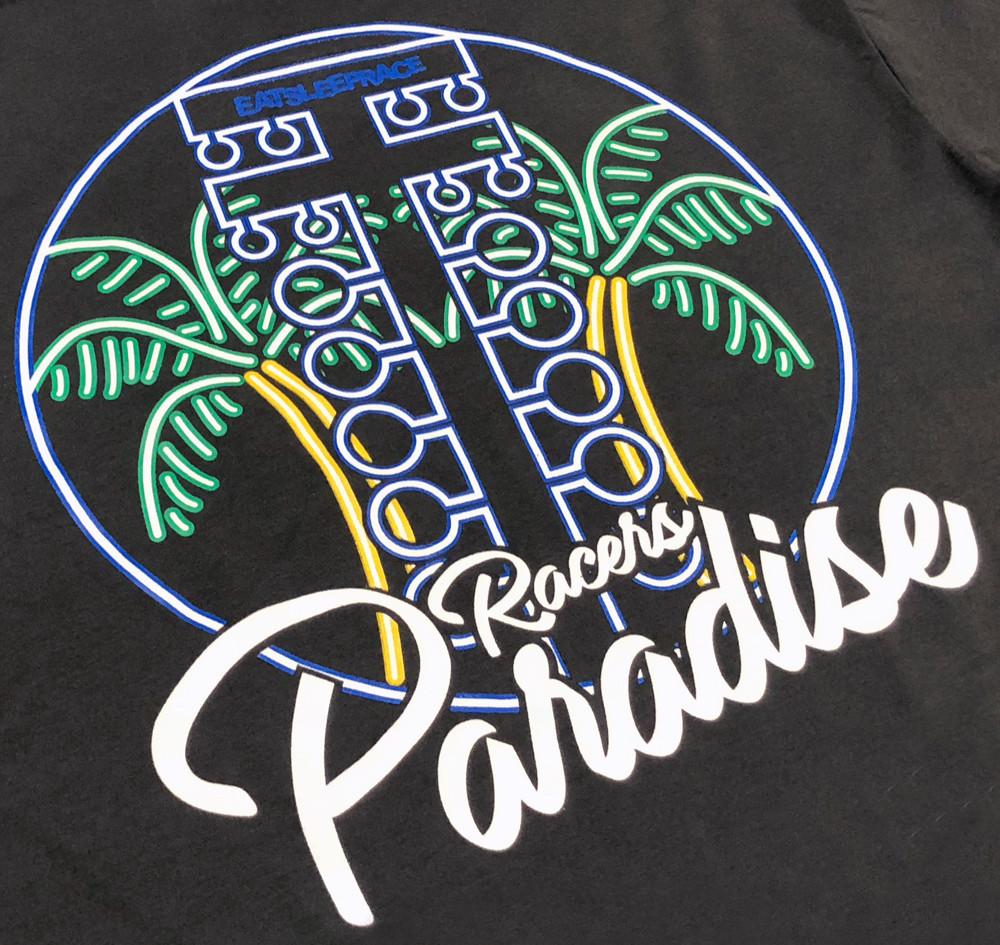 Racer's Paradise Lightweight T-Shirt | Ash
