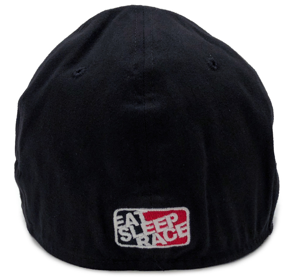 Logo Team 2 Flexfit Hat | Black