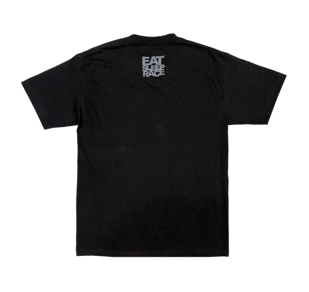 Drive Fast T-Shirt | Black/Desert Camo
