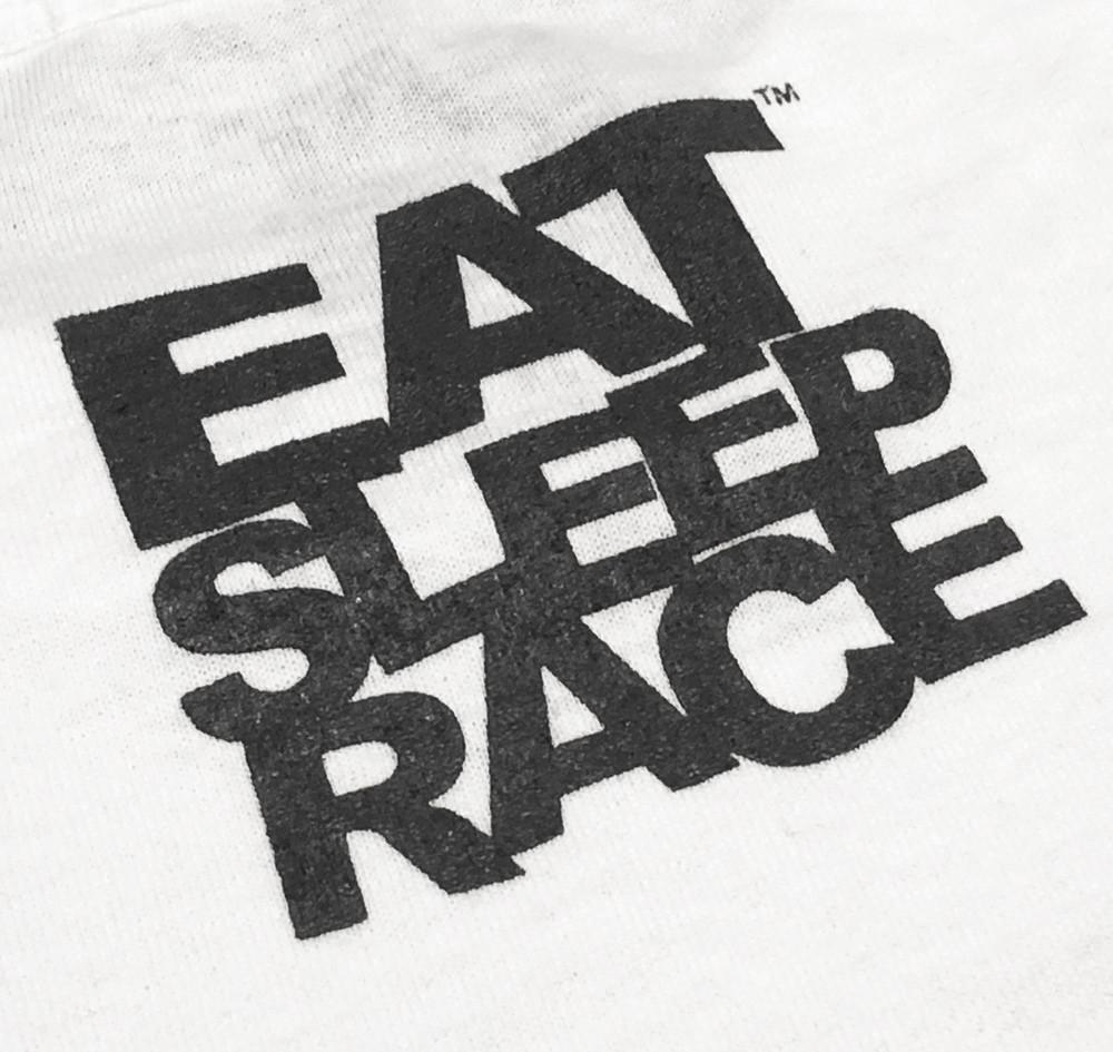 Drive Fast T-Shirt | White/Desert Camo