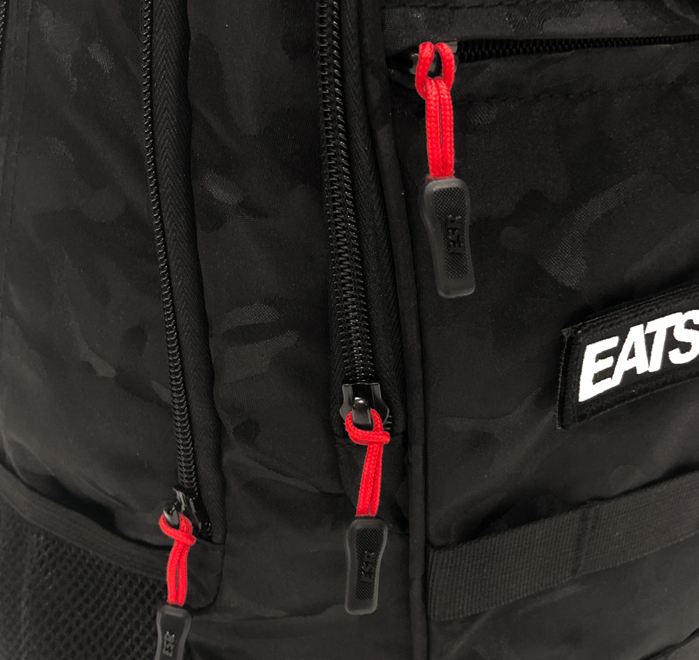 Tactical Backpack | Black Camo