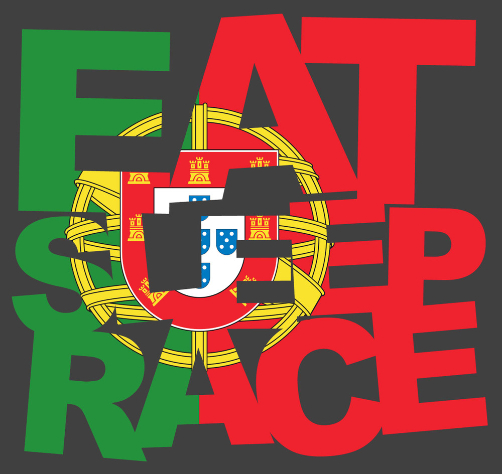 Logo Vinyl Decal   Portugal