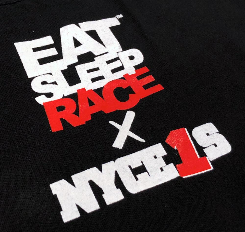 ESR x NYCE1S OG Streets T-Shirt | Black