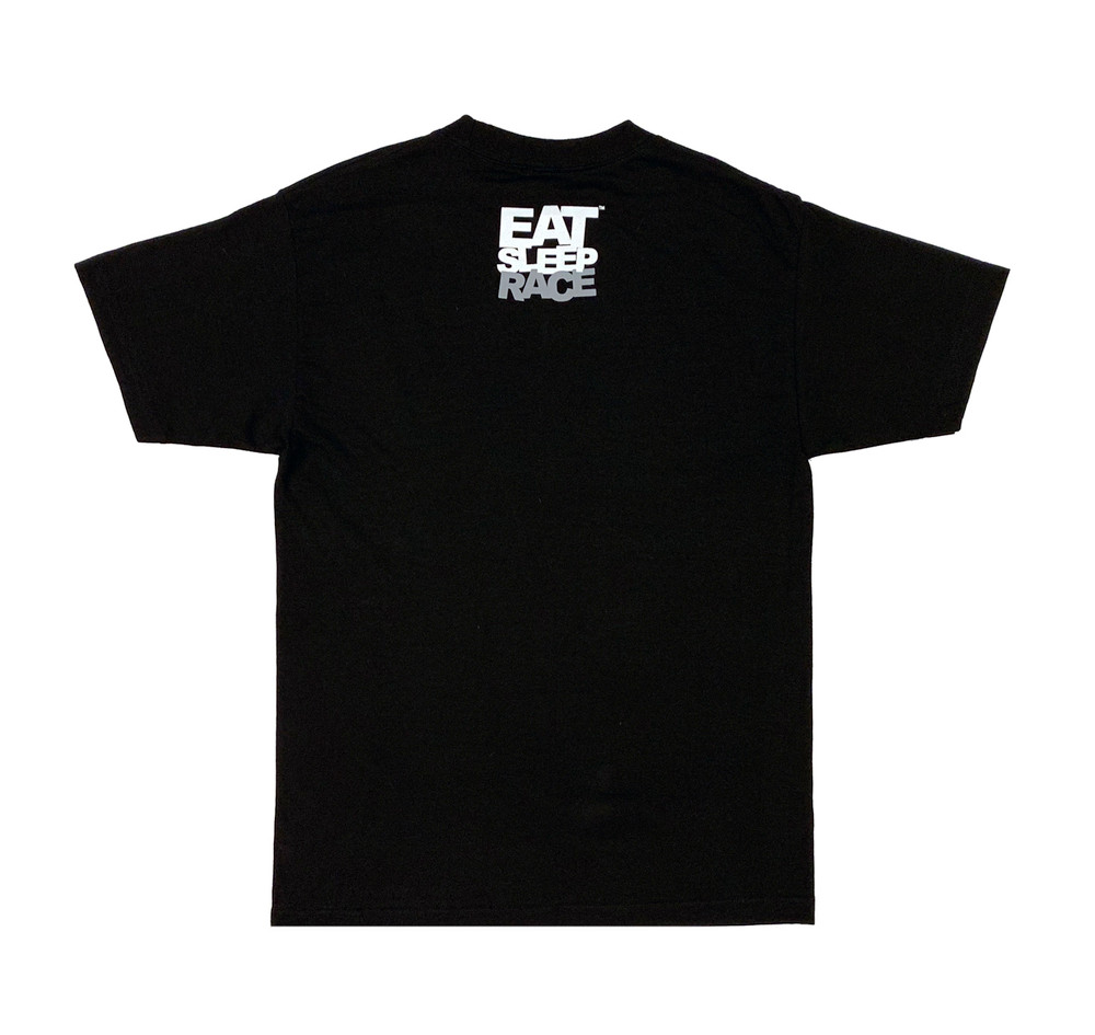 All Motor 8 T-Shirt | Black