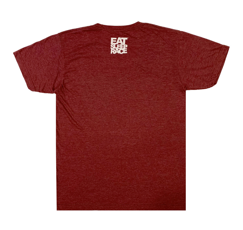 Boost Cap 2 Lightweight T-Shirt | Cardinal