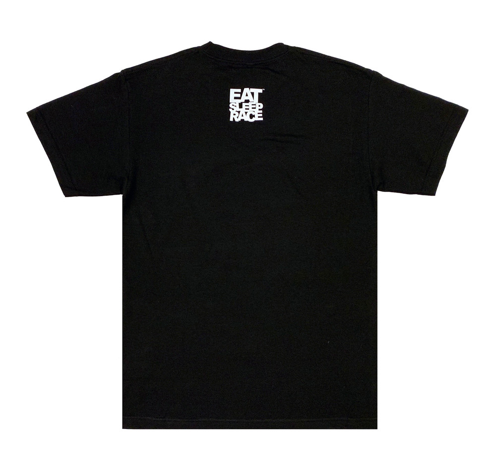 40 Shot 2 T-Shirt | Black/Green