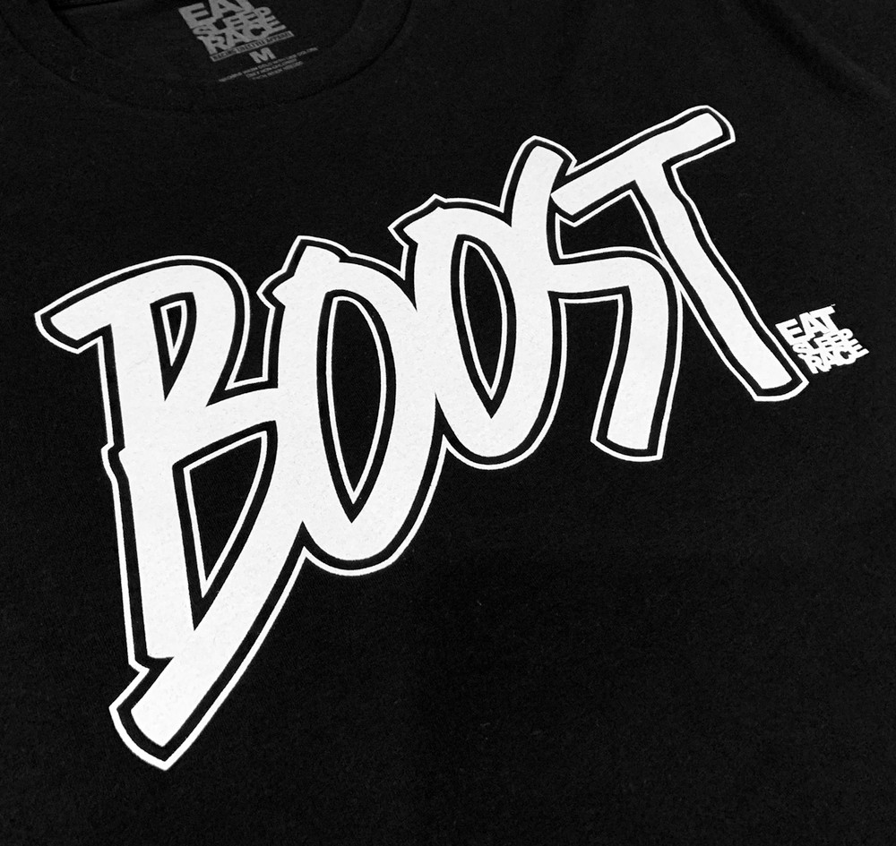 Boost Lightweight T-Shirt | Black