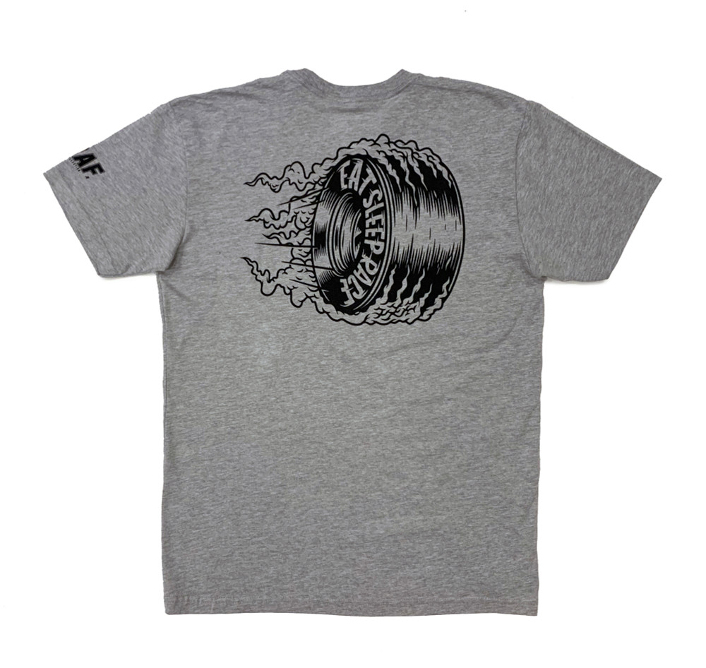 Joe Graf Jr Edt Burnout Lightweight T-Shirt | Grey