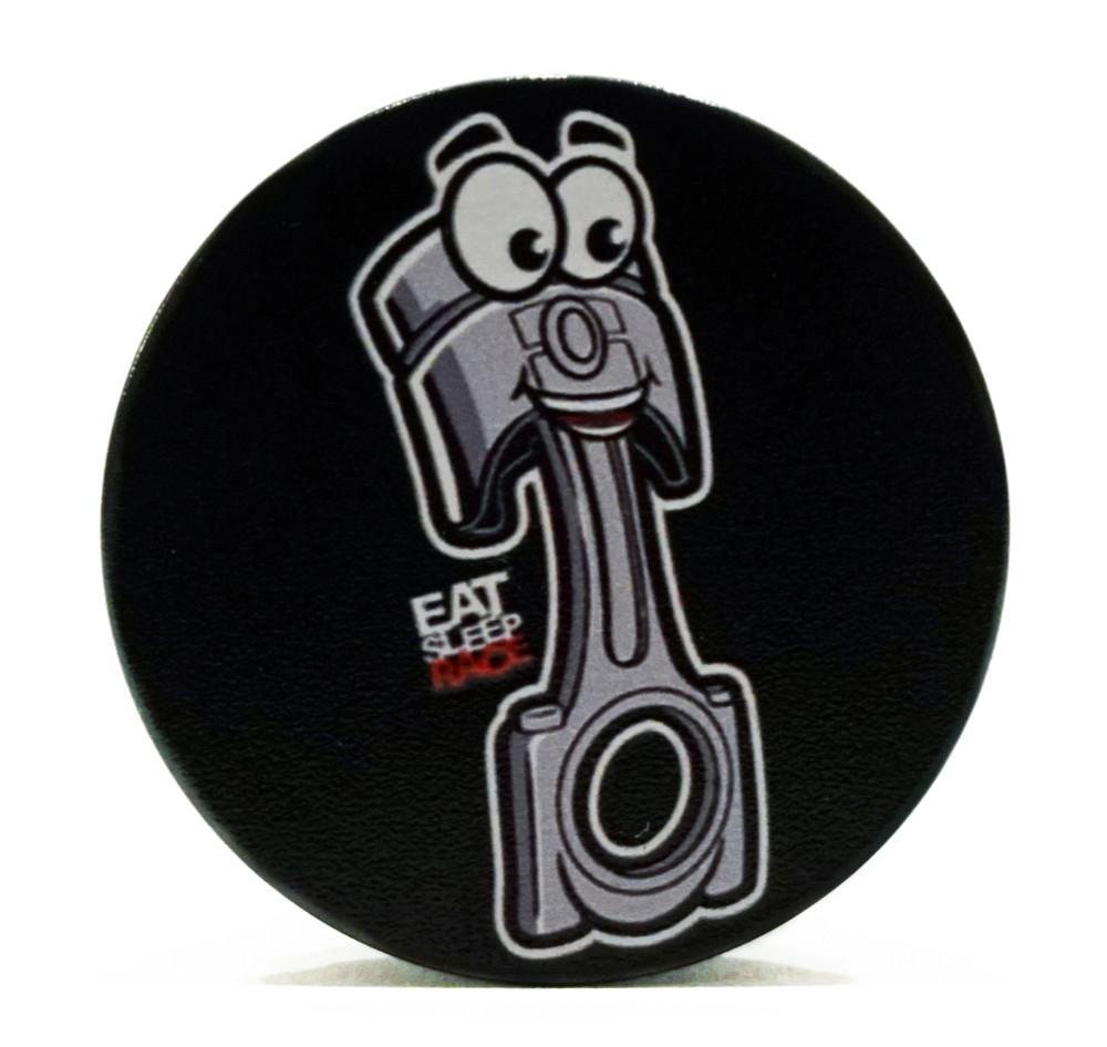 Piston Pop Grip | Black