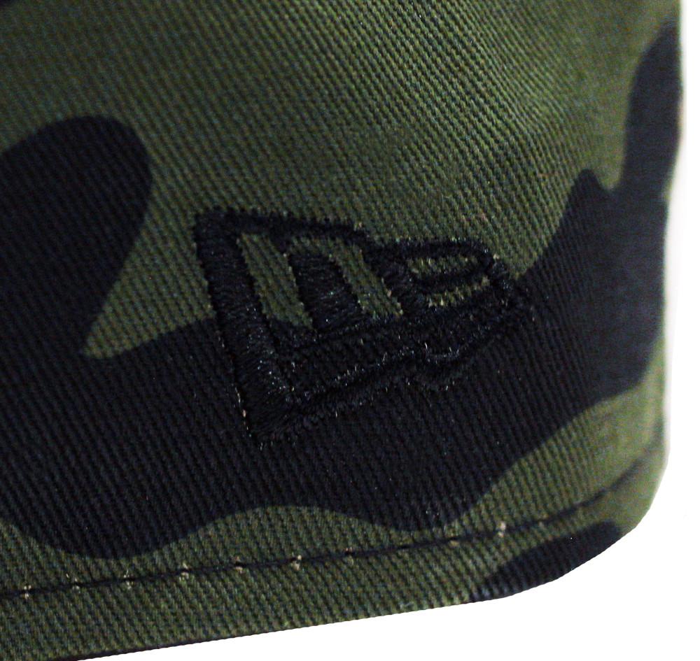 Logo New Era 9FIFTY Snapback Hat | Camo