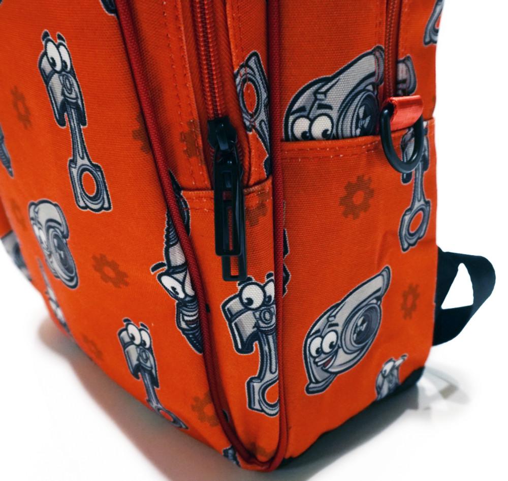 Fast Kids Club Backpack | Red