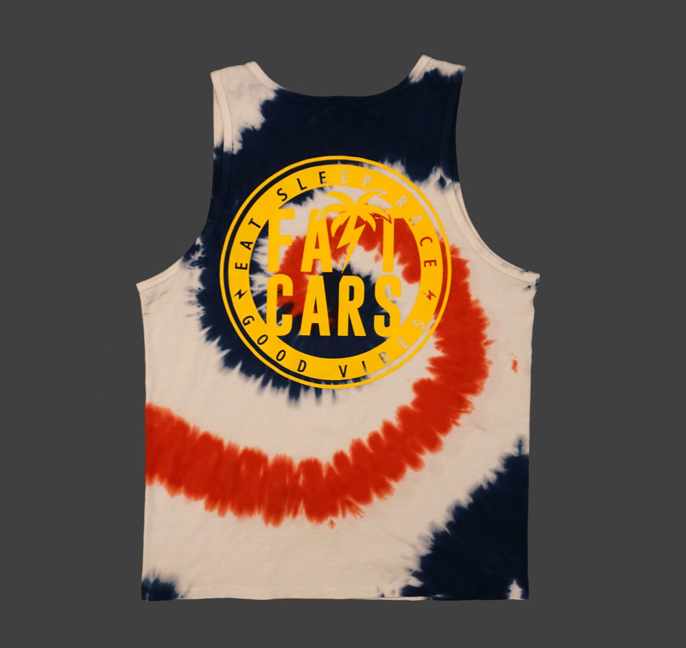 Bolt Palm Emblem Lightweight Tank Top | RWB