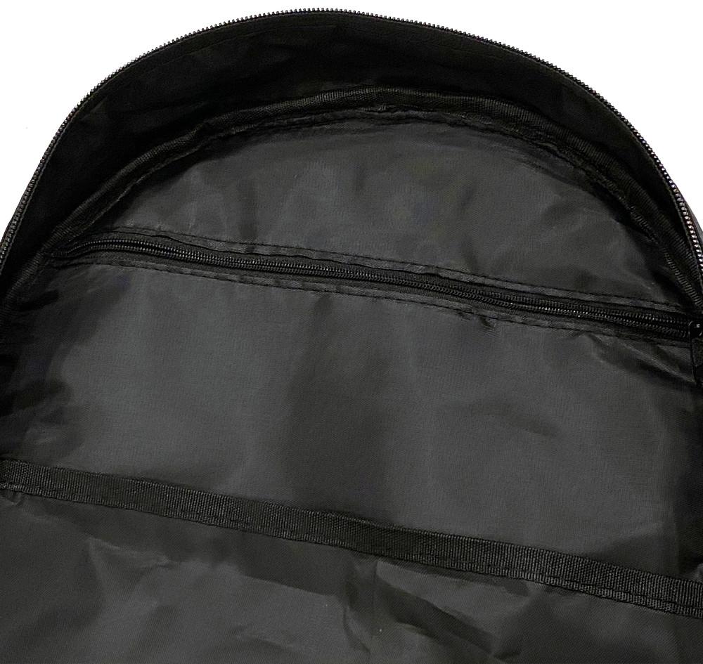 Ricky Racer Backpack | Black
