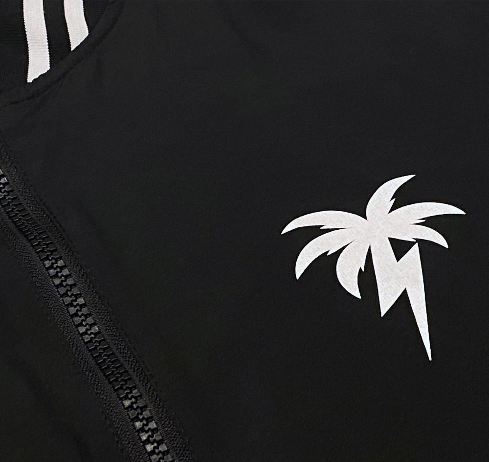 Bolt Palm Lightweight Bomber Jacket