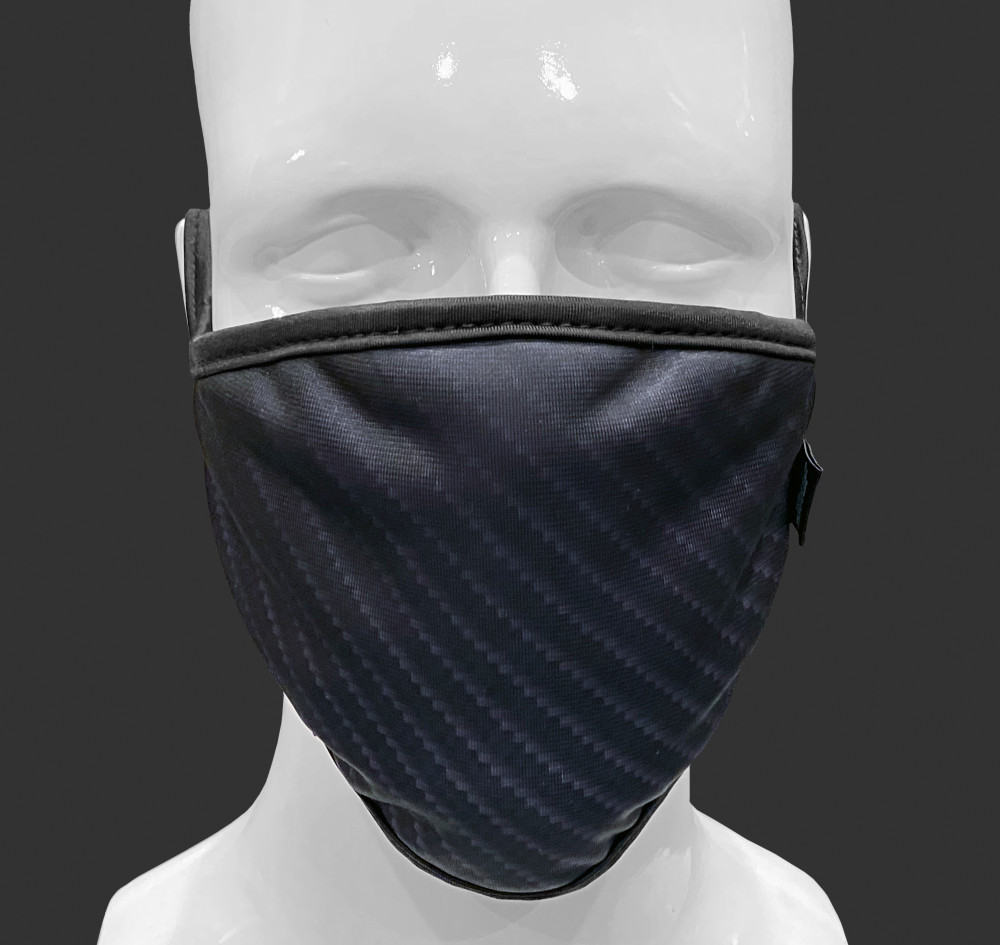 Face Mask | Carbon Fiber