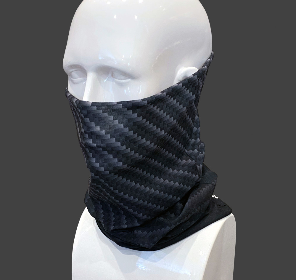 Neck Gaiter | Carbon Fiber