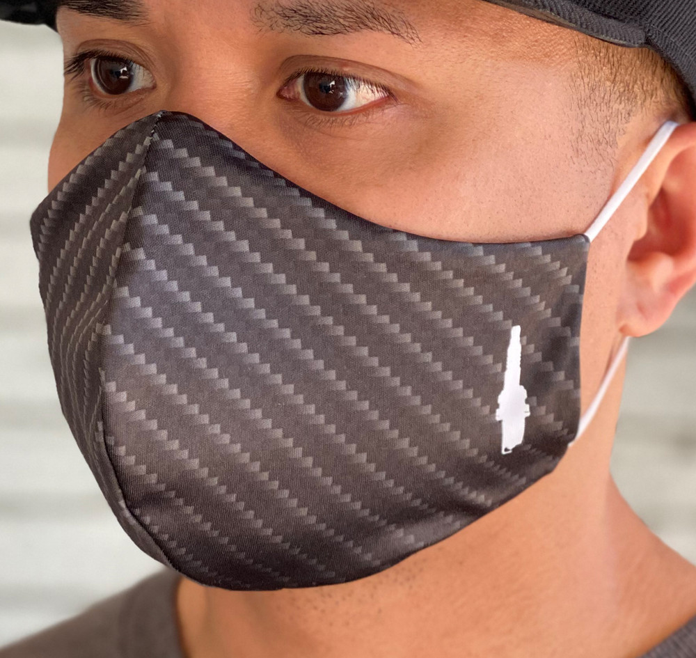 Face Mask | CF Sparkplug