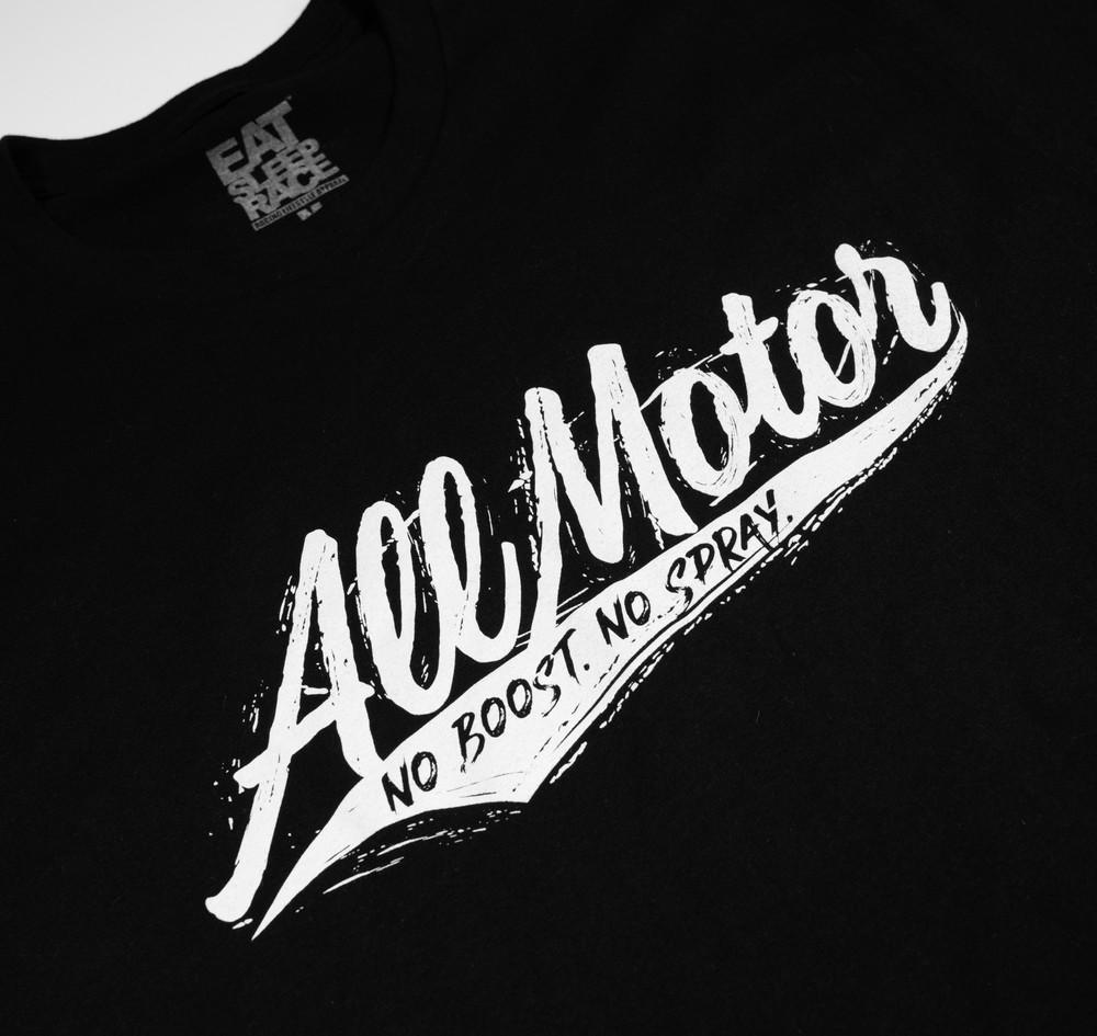 All Motor 11 Lightweight T-Shirt   Black