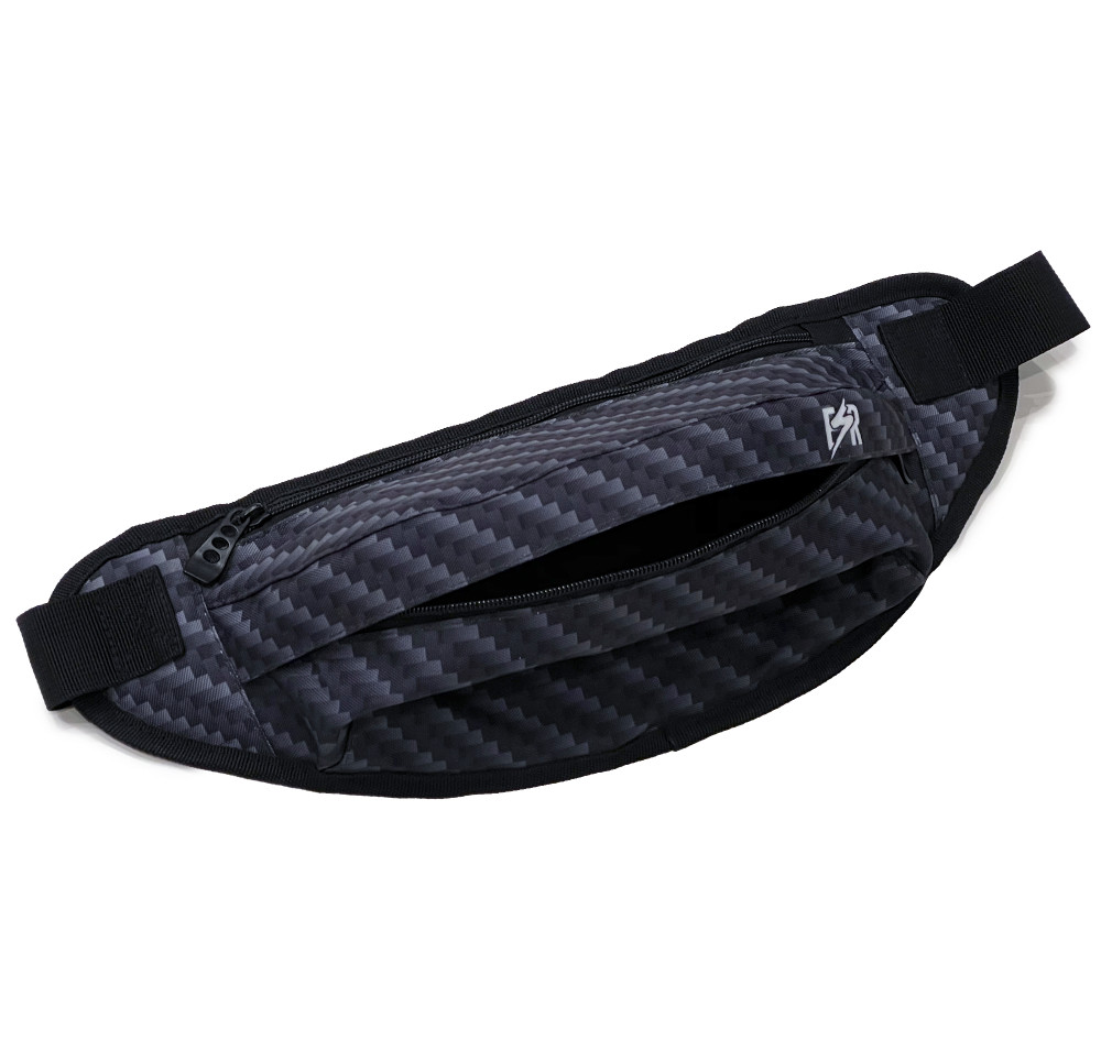 ESR Belt Bag | Carbon Fiber
