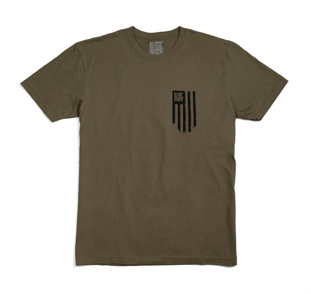 Eagle Lightweight T-Shirt | Olive