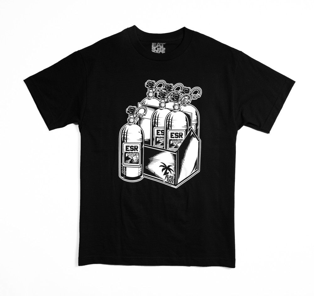 Sneaky Pete 2 T-Shirt | Black