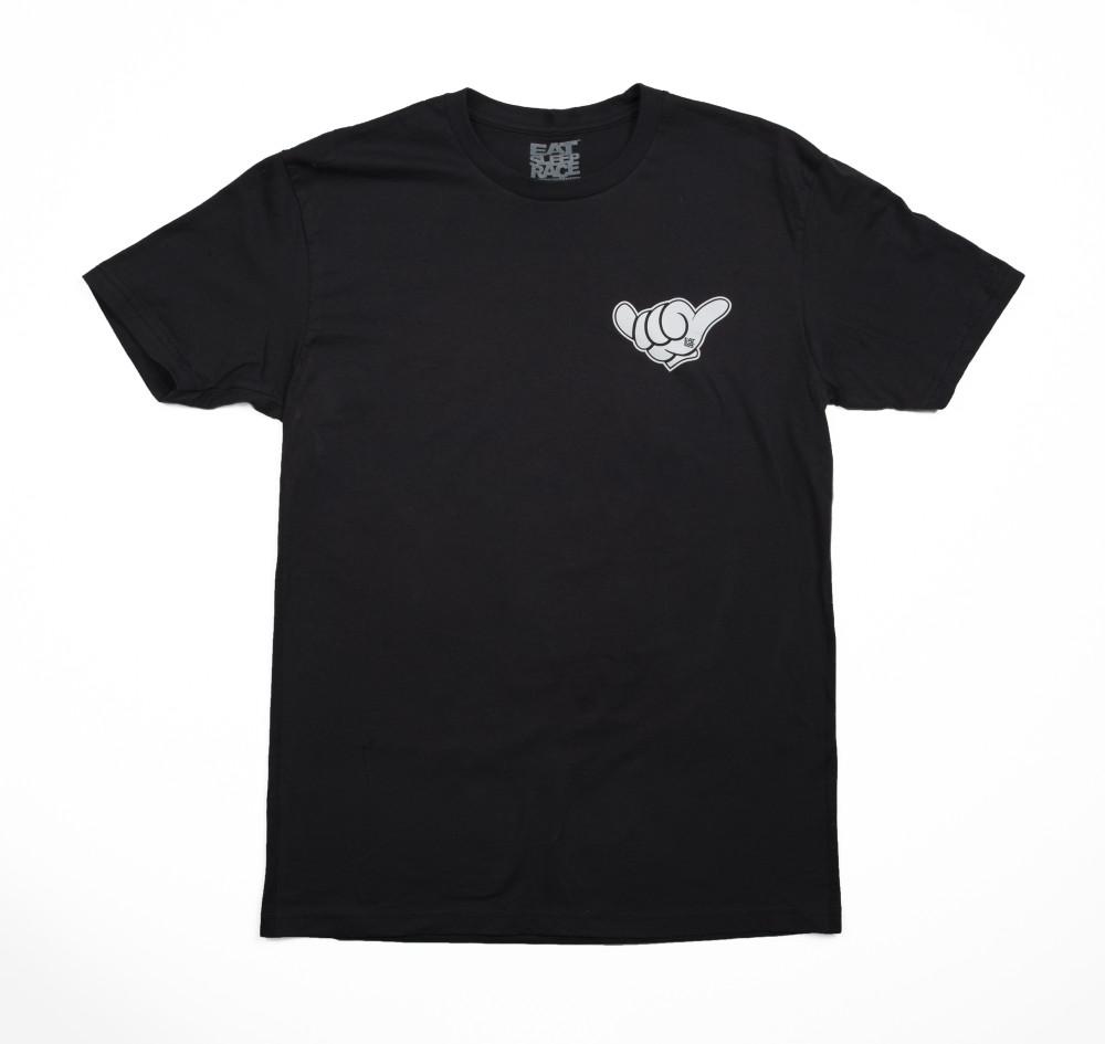 Good Vibes Lightweight T-Shirt | Charcoal