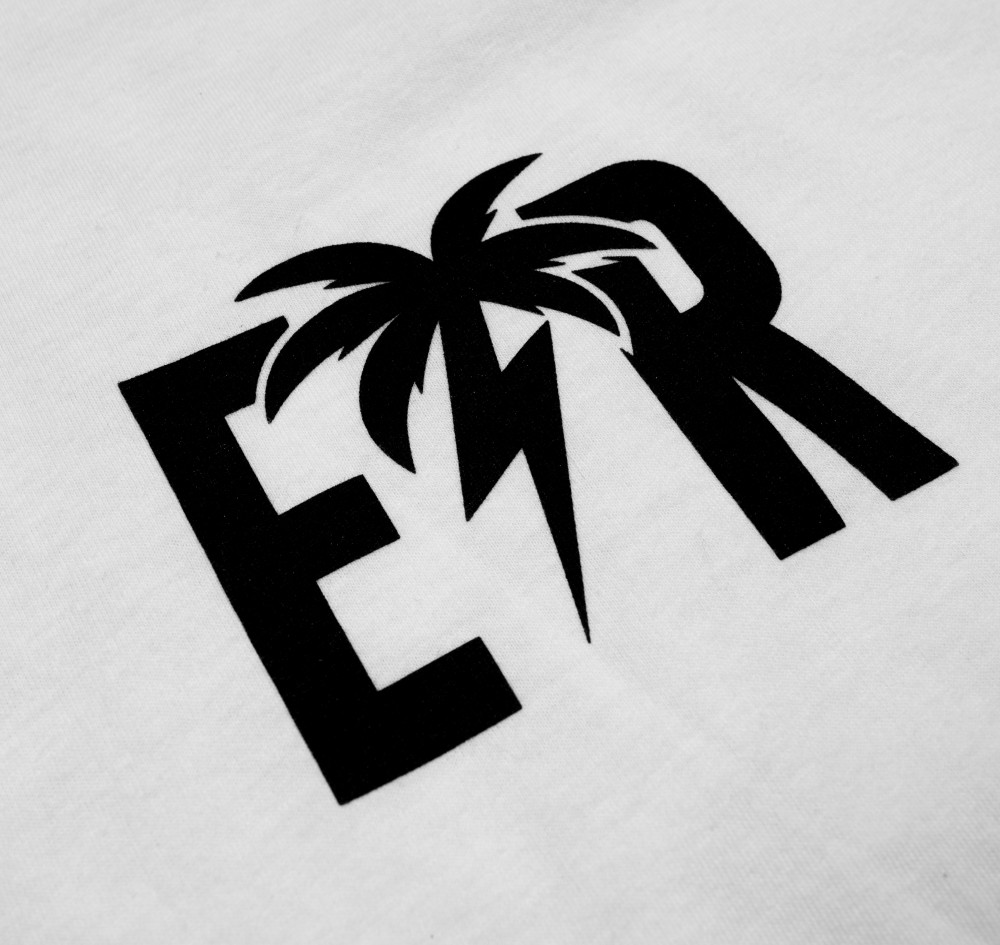 Bolt Palm T-Shirt   White