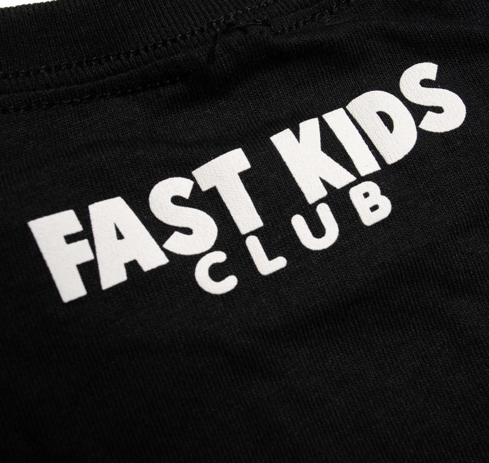 Pretty Fast T-Shirt   Black