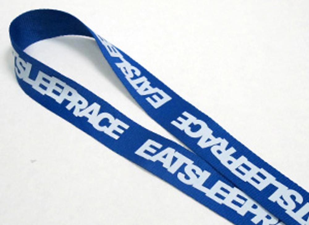 Lanyard Logo | Blue