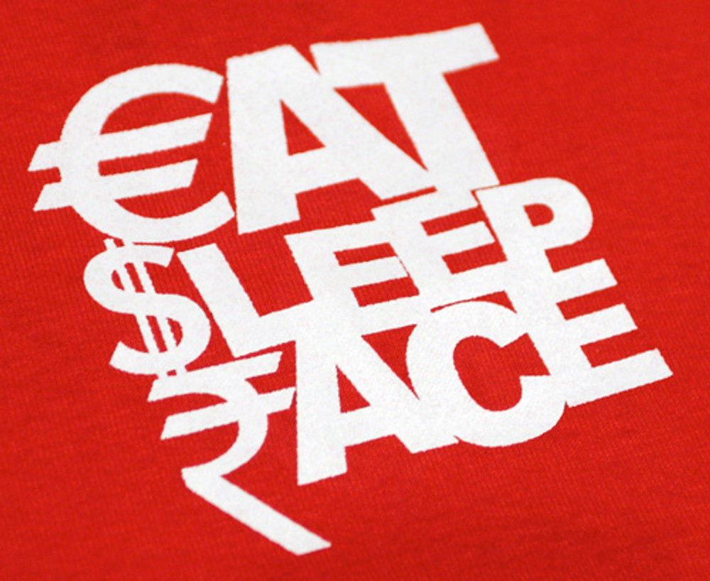 Fast Money Tank Top | Red